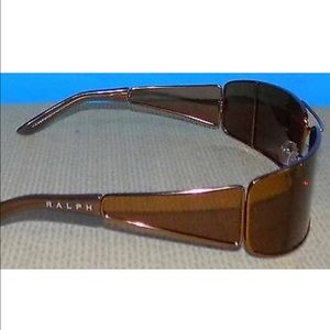 Ralph Lauren Model 977/S Sunglasses Brown Lenses